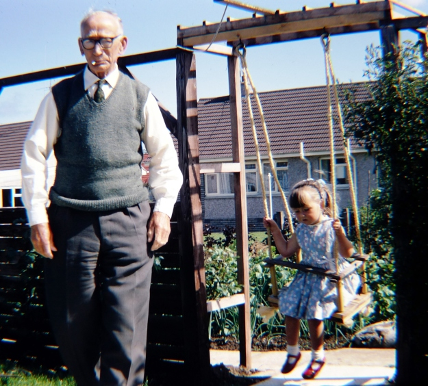 The Swing that Grandad Skelton Made, 1968