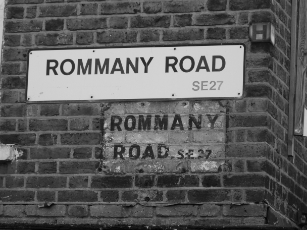 Romanny Road