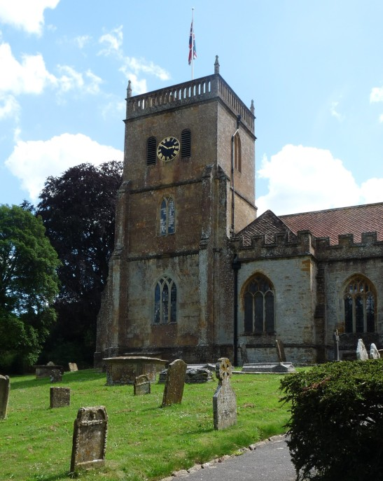 St Michaels's East Coker