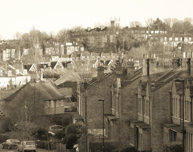 view of gipsy hill.JPG