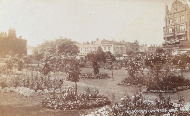 Kennington Park circa 1908