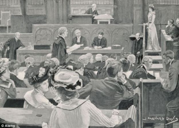 Divorce Court 1900