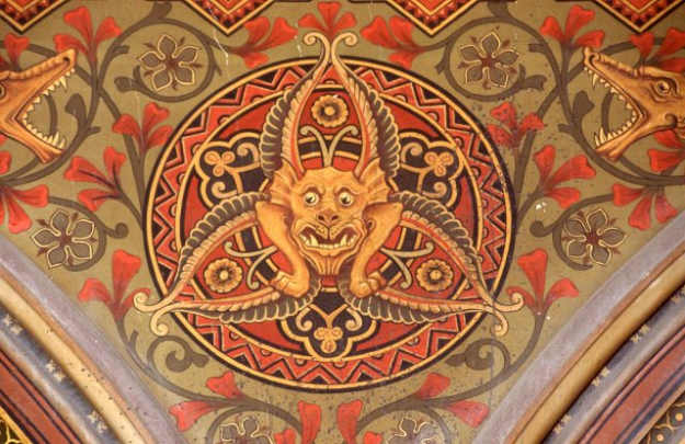 Holloway San Ceiling