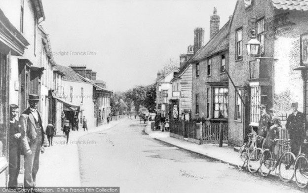 harlow-high-street-old-harlow-c1905_h22503