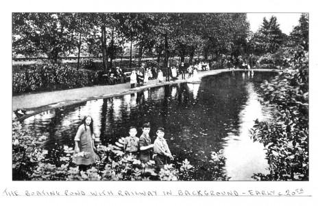 Horniman Museuem Gardens c1900
