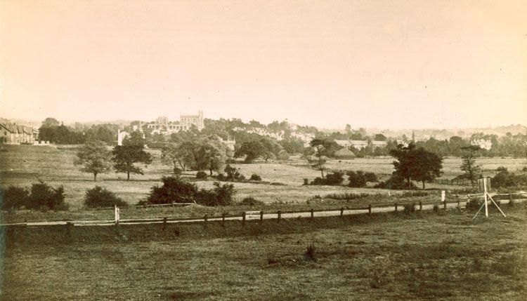 River Effra 1870