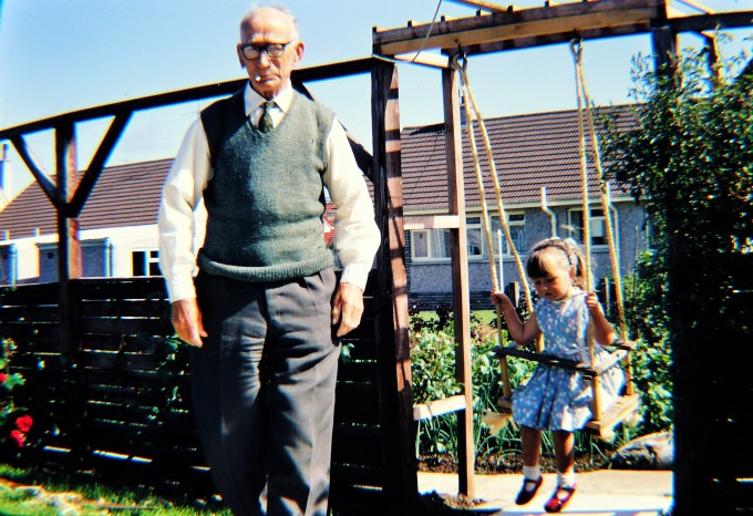GRANDAD IN THE GARDEN.JPG