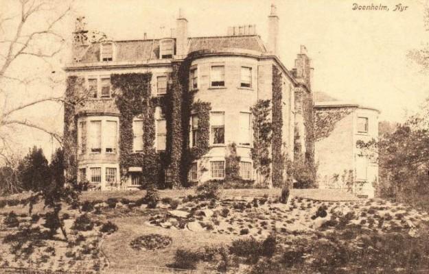 DOONHOLM HOUSE 1905