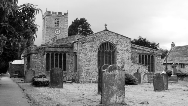 Holy Trinity Church Wensley Exterior.JPG