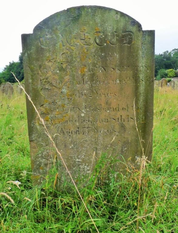 John Skelton's Grave in Wensley.JPG