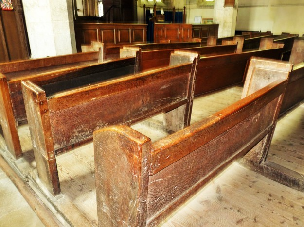 Simple Pews Wensley Church.JPG