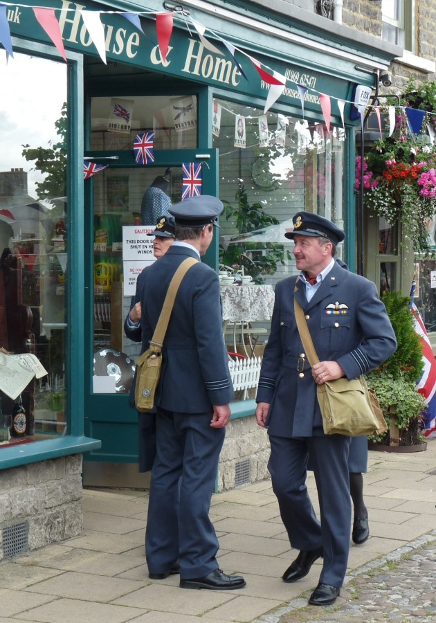 ALLIED FORCES IN LEYBURN 2016