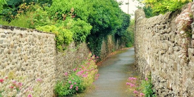 LOVE LANE IN LEYBURN