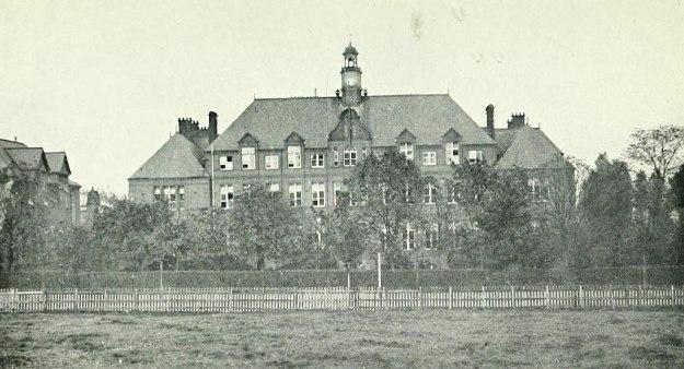 Alleyn's School in 1922